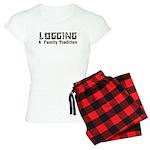 Family Tradition Women's Light Pajamas