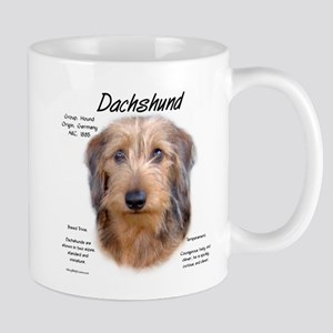 Wirehaired Dachshund 11 oz Ceramic Mug