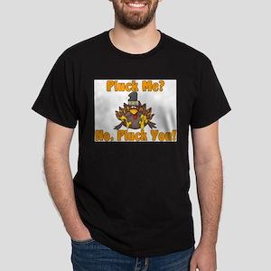 Pluck Me? Black T-Shirt