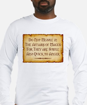 Mages Long Sleeve T-Shirt