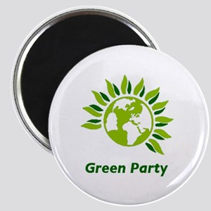 Green Party Magnet