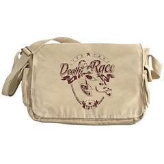 Death Race Messenger Bag