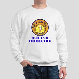 NOPD Homicide Sweatshirt
