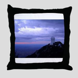 4 Meter Telescope on Kitt Peak at sunset. Throw Pi