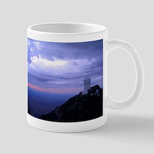 4 Meter Telescope on Kitt Peak at sunset. Mug