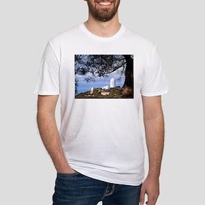 Kitt Peak National Observatory Fitted T-Shirt
