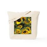 Sunflowers as Art Tote Bag