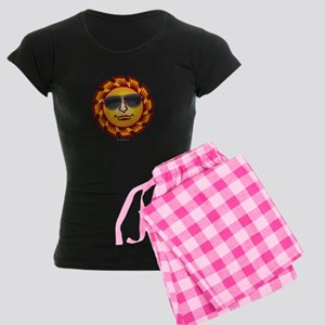 Sunshine... Women's Dark Pajamas