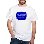 LaLa's Faery Dance White T-Shirt