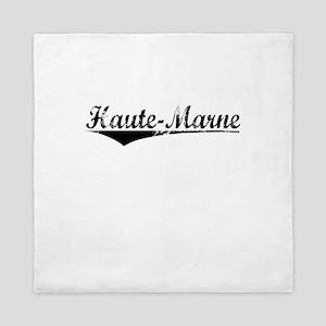 Haute-Marne, Aged, Queen Duvet