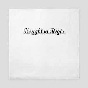 Houghton Regis, Aged, Queen Duvet