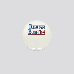 ReaganBush84 Mini Button