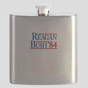 ReaganBush84 Flask