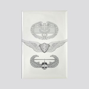 CFMB Flight Surgeon Air Assault Rectangle Magnet