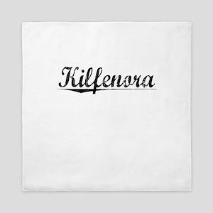 Kilfenora, Aged, Queen Duvet