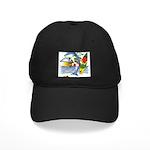 Dolphin Beach Black Cap