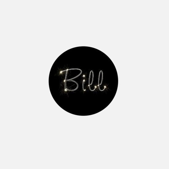 Bill Spark Mini Button