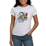 Dolphin Beach Women's T-Shirt