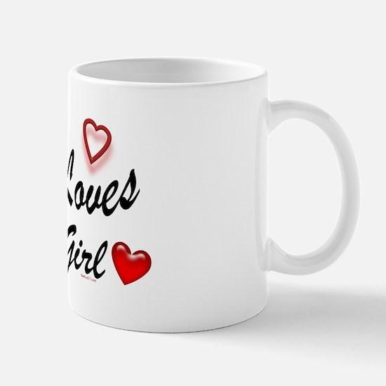 Loves a Latin Girl Mug