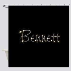 Bennett Spark Shower Curtain