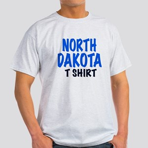 NORTH DAKOTA T SHIRT Light T-Shirt