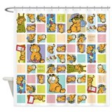 Garfield Shower Curtains