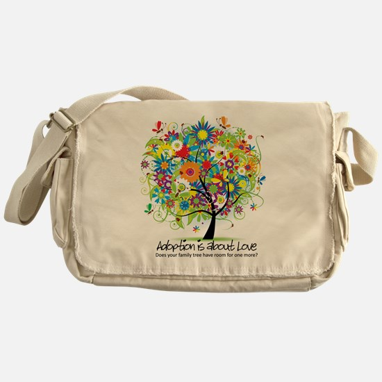 2-FAMILY TREE ONE MORE.png Messenger Bag