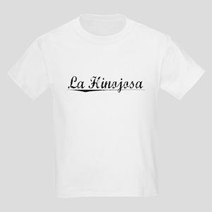 La Hinojosa, Aged, Kids Light T-Shirt
