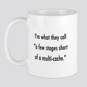Crazy For Geocaching Mug