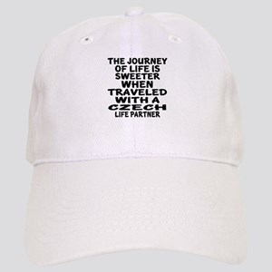 Traveled With Czech Life Partner Cap
