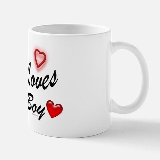 Loves a Latin Boy Mug