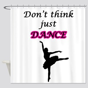 Just Dance Shower Curtain