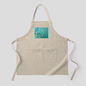 Van Gogh Almond Blossoms Light Apron