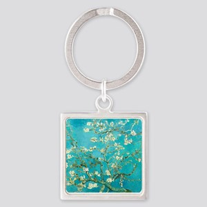 Van Gogh Almond Blossoms Keychains