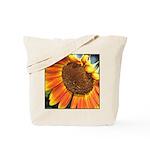 Sunflower Cotton Tote Bag