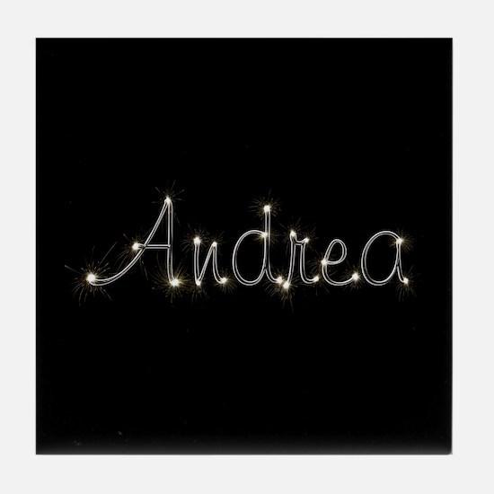 Andrea Spark Tile Coaster