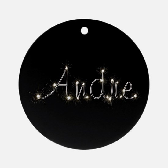 Andre Spark Ornament (Round)