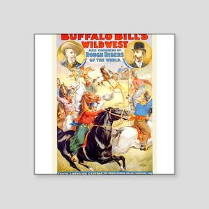 buffalobillposter1 Sticker