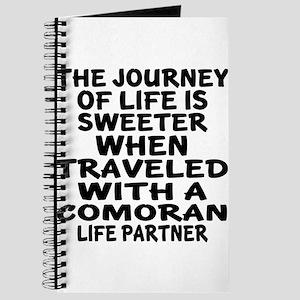 Traveled With Comoran Life Partner Journal