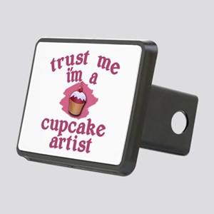 Trust Me I'm a Cupcake Artist Rectangular Hitch Co