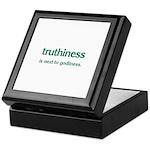Truthiness Keepsake Box