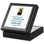 All Will Be Well Keepsake Box