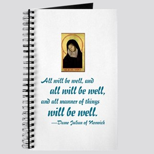 All Will Be Well Journal