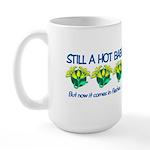 Hot Babe Large Mug