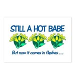 Hot Babe Postcards (Package of 8)