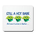 Hot Babe Mousepad