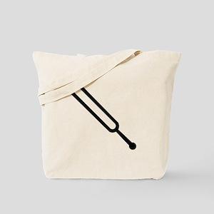 Tuning fork Tote Bag
