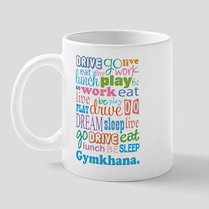 Gymkhana Mug