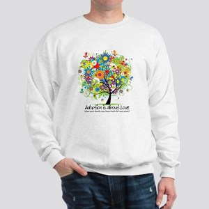 2-FAMILY TREE ONE MORE Sweatshirt