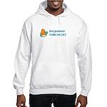 Bad Grammar Hooded Sweatshirt